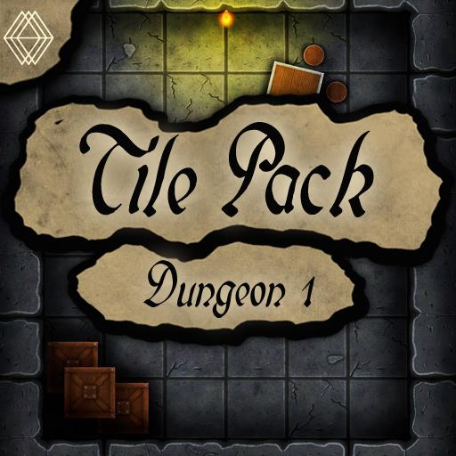 Dungeon Tile Pack 1