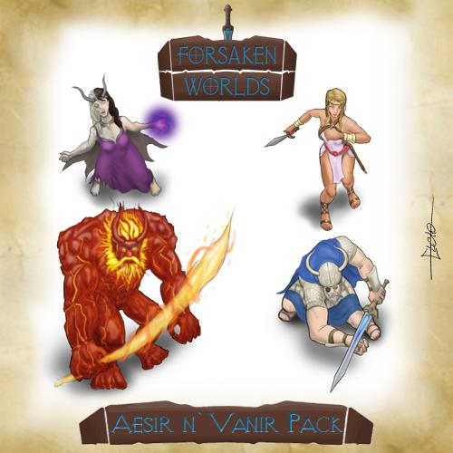 Aesir n' Vanir Pack