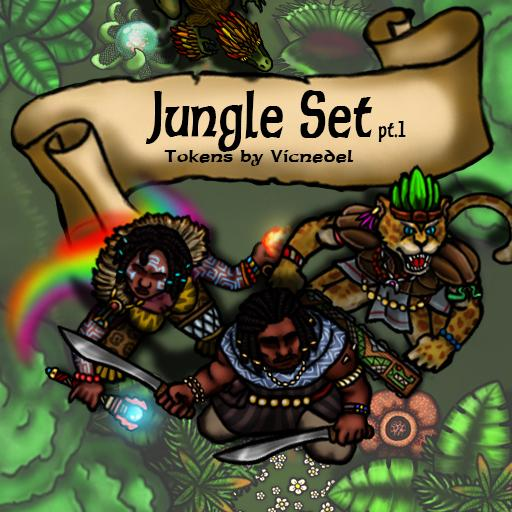 Jungle Set pt.1