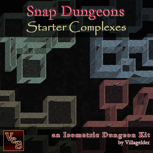 Snap Dungeons Complexes