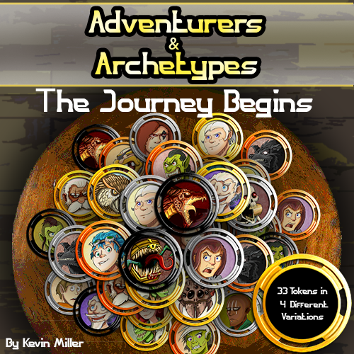 Adventurers and Archetypes: The Journey Begins