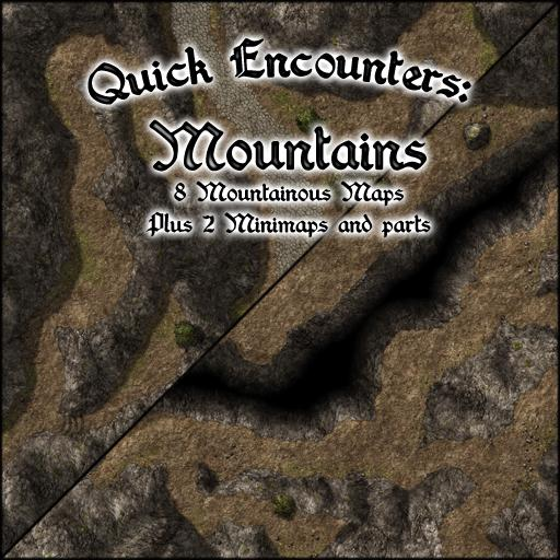 Quick Encounters: Mountains