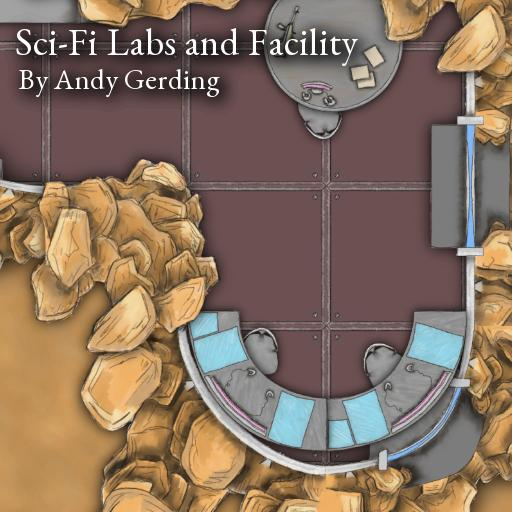 Sci-Fi Labs and Facility