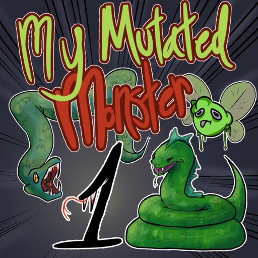 My Mutated Monster 1