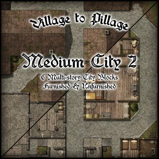 Village to Pillage: Medium City 2