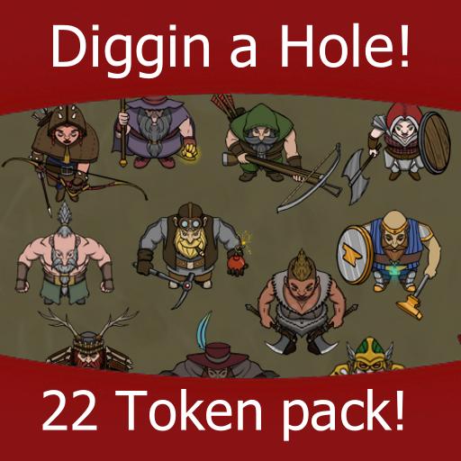Diggin A Hole!