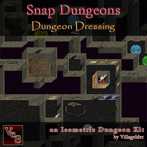 Snap Dungeons: Dressing