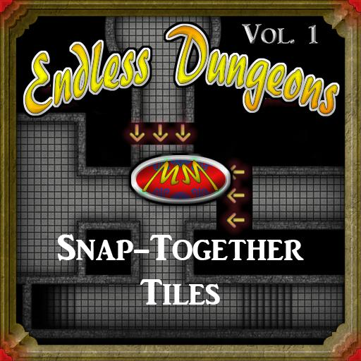 EDv1 Snap Together Tiles