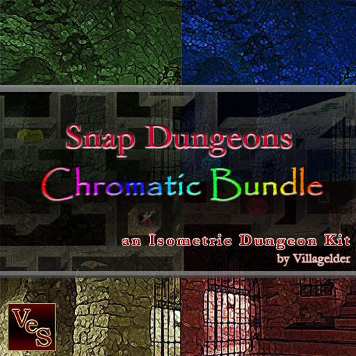 Snap Dungeons Chromatic Bundle