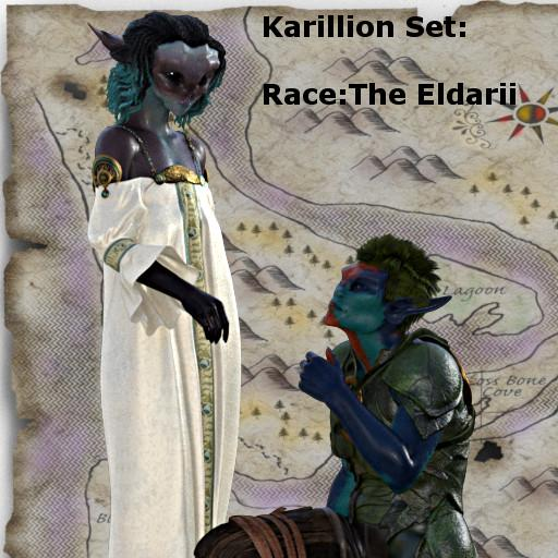 Karillion Set: The Eldarii