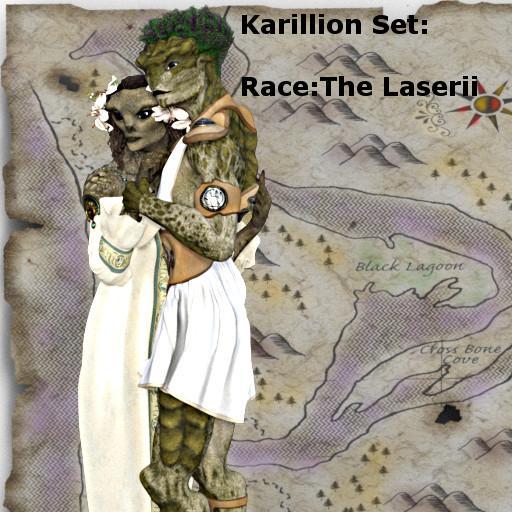 Karillion Set: The Laserii