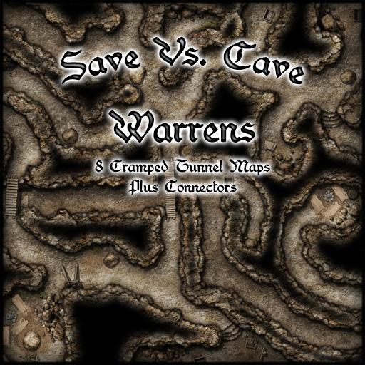 Save Vs. Cave Warrens