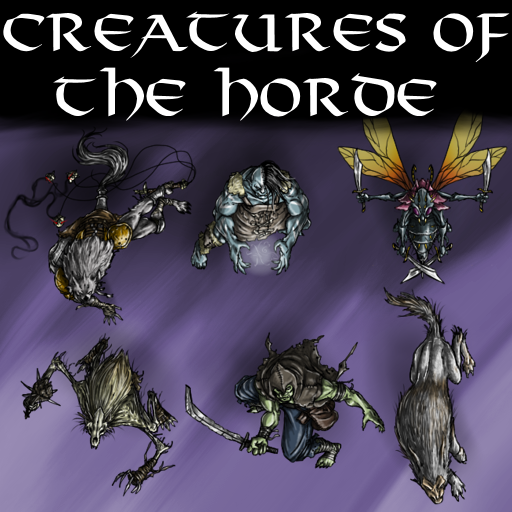 Creatures of the Horde