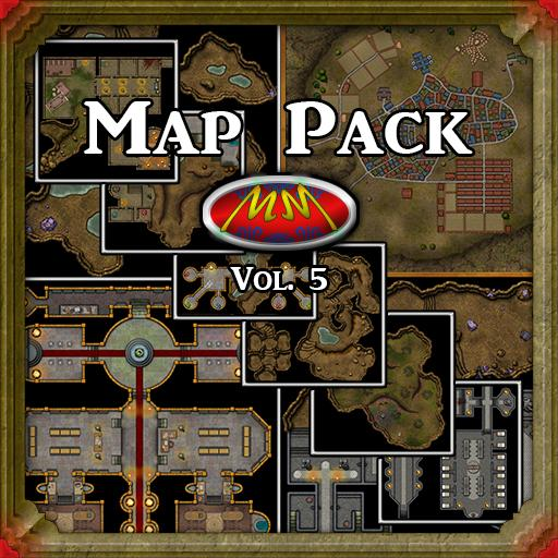 Map Pack Vol 5
