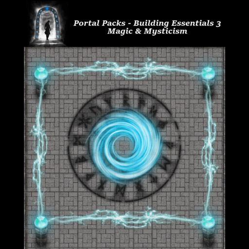 Portal Packs - Building Essentials 3 - Magic & Mysticism