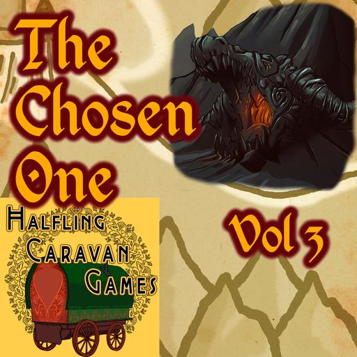 The Chosen One Vol 3 3.5E - The Dragon's Maw