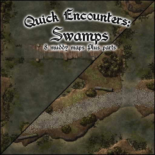 Quick Encounters: Swamps