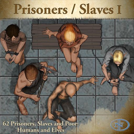 60 - Prisoners/Slaves I: Humans and Elves