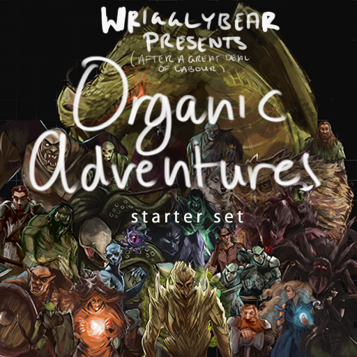 Organic Adventures