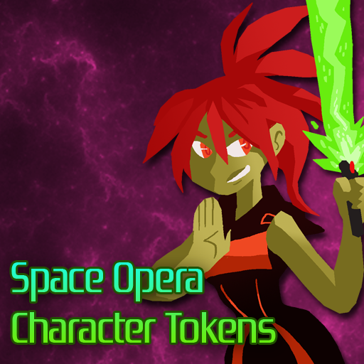 Space Opera Tokens
