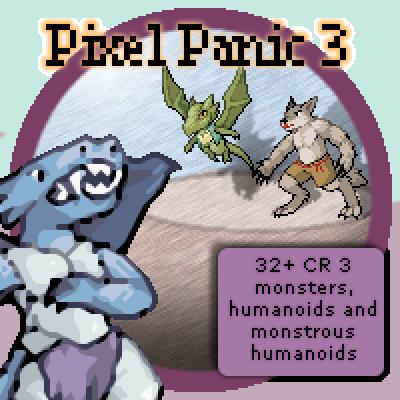 Pixel Panic 3