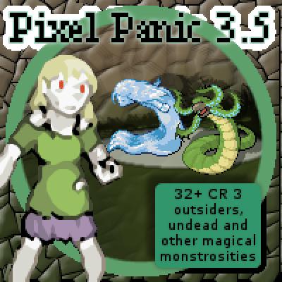 Pixel Panic 3.5