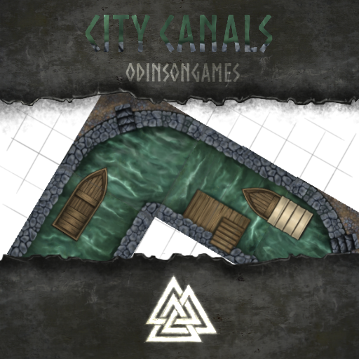 Odinson's City Canals