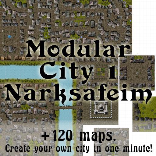 Modular City 1 Narksafeim