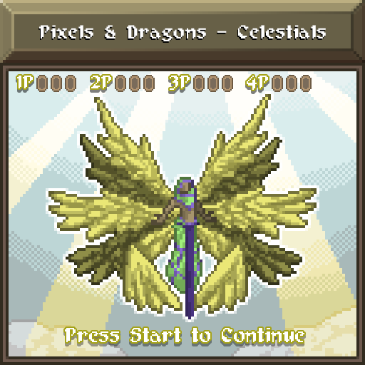 Pixels and Dragons - Celestials