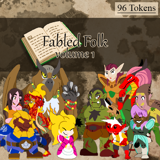 Fabled Folk Volume 1