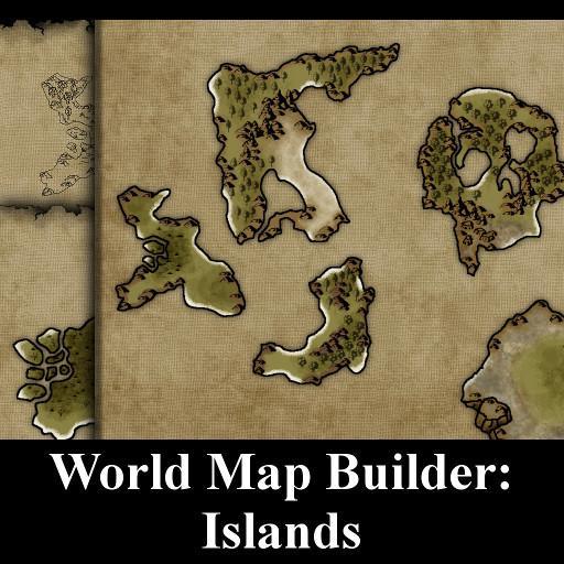 World Map Builder: Islands