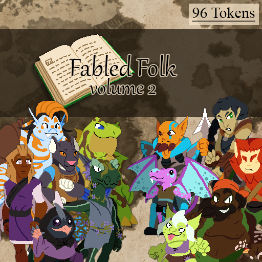 Fabled Folk Volume 2