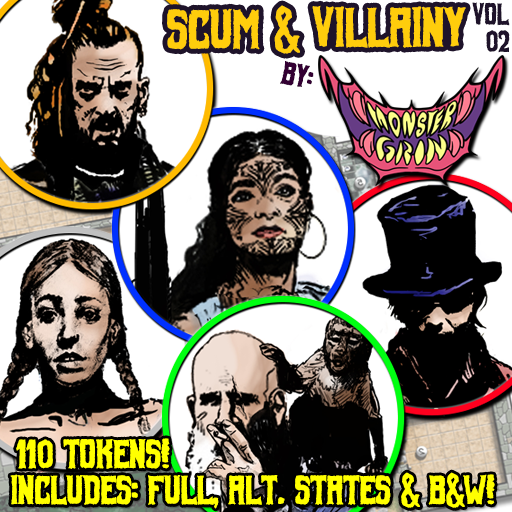 Scum & Villainy, Vol. 2