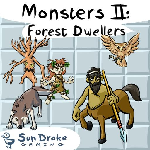 Monsters II: Forest Dwellers