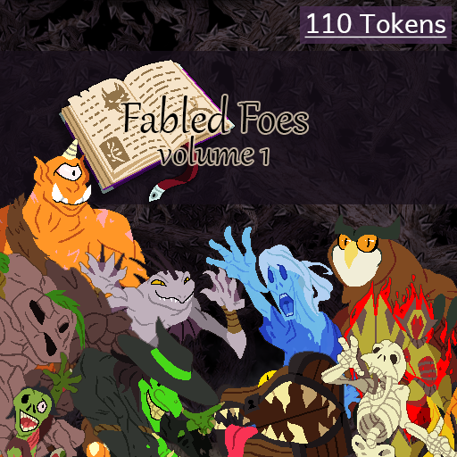 Fabled Foes Volume 1