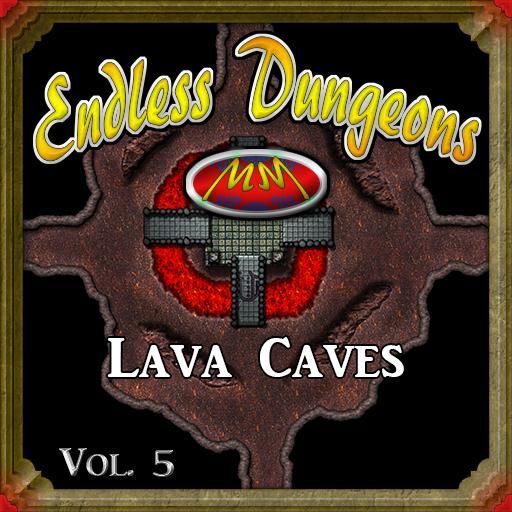 EDv5 Lava Caves