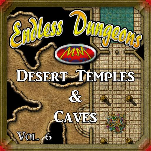 EDv6 Desert Temples and Caves