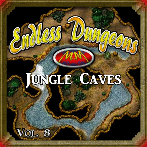 EDv8 Jungle Caves