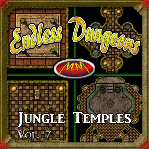 EDv7 Jungle Temples