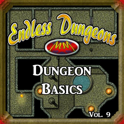 EDv9 Dungeon Basics