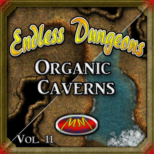 EDv11 Organic Caverns