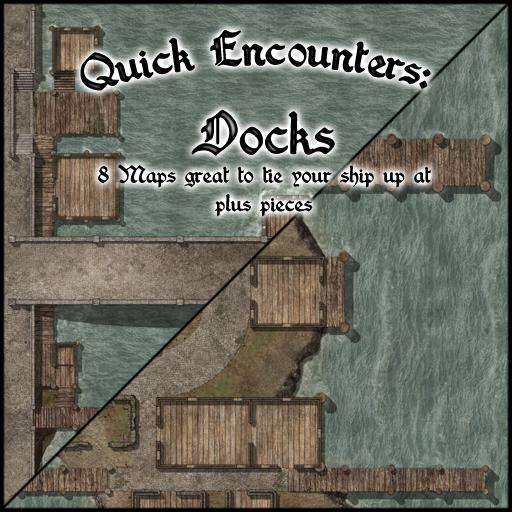 Quick Encounters: Docks