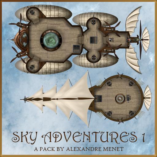 Sky Adventures Pack1