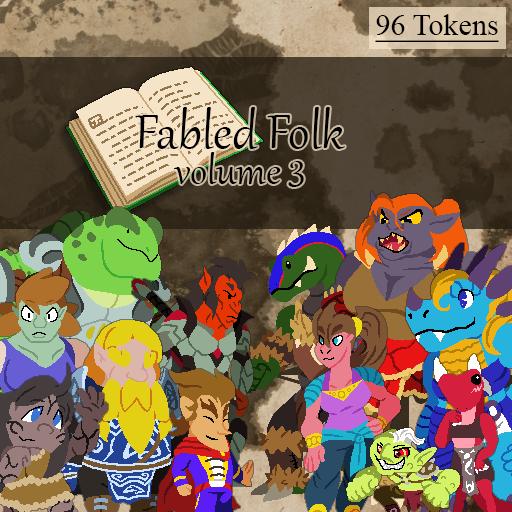 Fabled Folk Volume 3