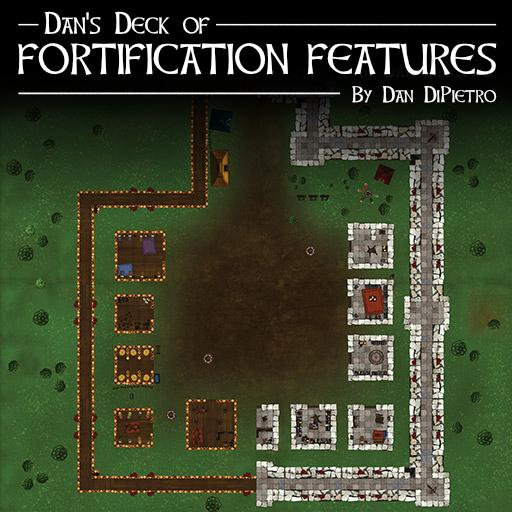 Dan's Deck of Fortification Features