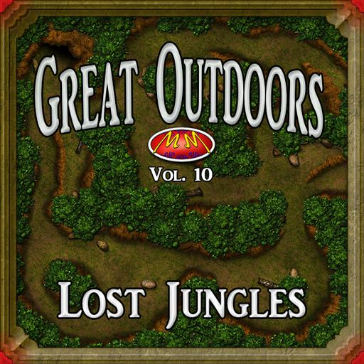 GOv10: Lost Jungles