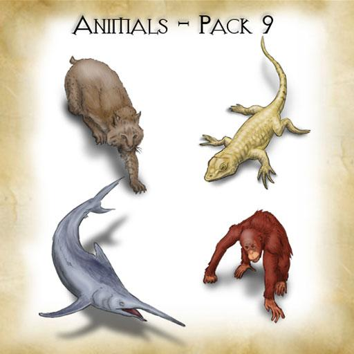 Animals - Pack 9