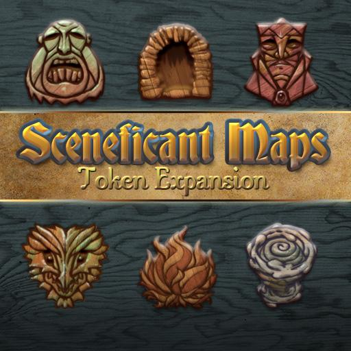 Sceneficant Maps: Token Expansion