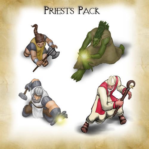 Priests Pack