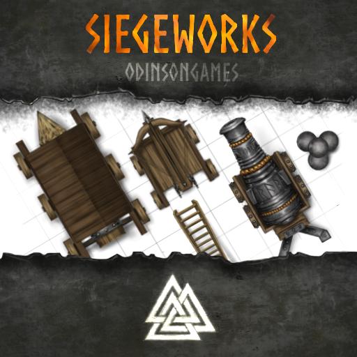 Odinson's Siegeworks